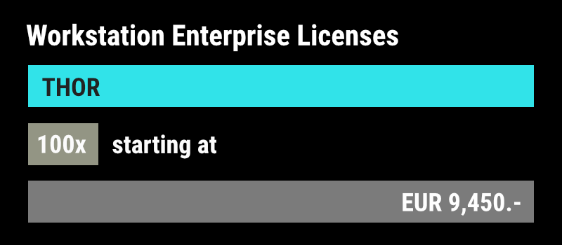 Workstation Enterprise Licenses